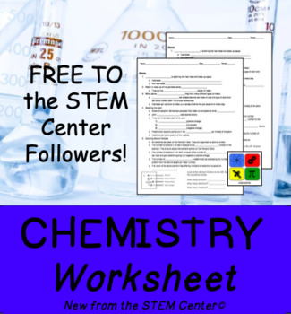 Matter, Atoms, and PeriodicTable Note Worksheet