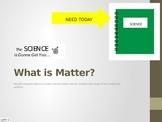 Matter, Atoms and Subatomic Activities