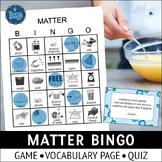 Matter Bingo