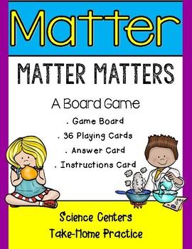 Matter Board Game