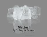 Matter Book for PreK-K Grade Levels (Christian Education Version)