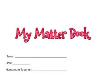 Matter Booklet