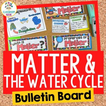 Matter Bulletin Board Set
