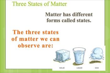 Matter Bundle Lessons 1-5