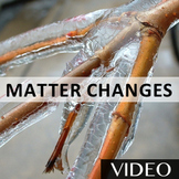 Matter Changes - Physical and Chemical Changes/States of M