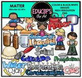 Matter Clip Art Bundle {Educlips Clipart}
