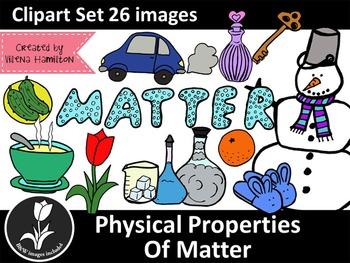 Matter Clipart Set