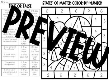 Matter Color-By-Number