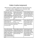 Matter Creative Assignment (Tic-Tac-Toe)