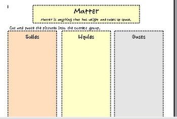 Matter Cut & Paste