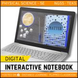 Matter DIGITAL NOTEBOOK - Google Classroom