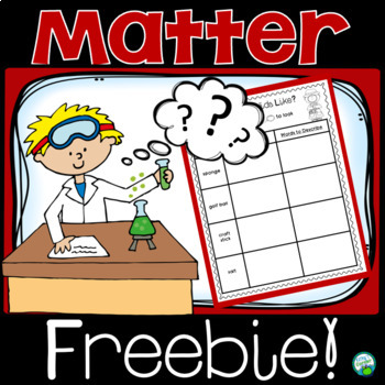 Matter Detectives - Freebie!