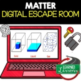 Matter Digital Escape Room, Matter Breakout Room, Test Pre