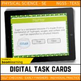 Matter Digital Task Cards - Boom Cards - Distance Learning