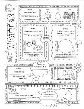 Matter Doodle Notes