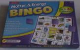 Matter & Energy Bingo