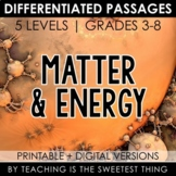 Matter & Energy: Passages