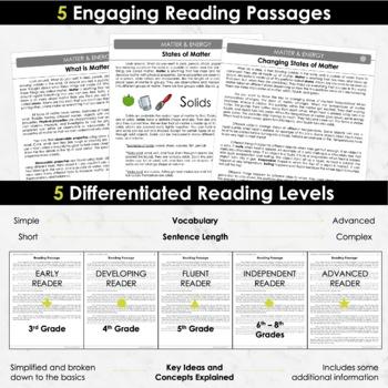Matter & Energy: Passages