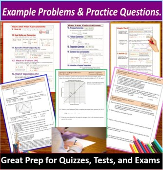 Matter, Energy and Change BFF: Homework Helper and Test Prep Guide