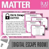 Matter Science Escape Room
