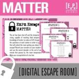 Matter Escape Room- Science Escape Room