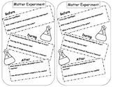 Matter Experiment