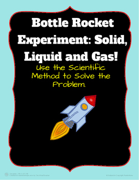 Matter Experiment: Bottle Rocket Lab