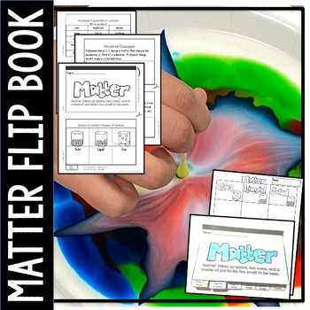 STEM Matter Activities and Flipbook