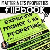Matter Flipbook Covers: Mass Volume Magnetism Density Changing States of Matter