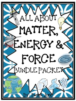 Matter, Force and Energy Bundle Packet