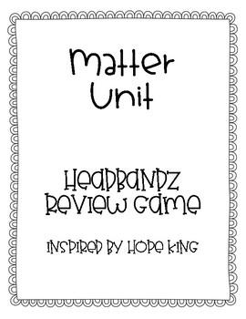 Matter Headbandz Review Game