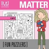 Matter I Spy Science Fun Puzzler