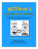 NGSS Grade 2 Investigate Matter Interactions Performance A