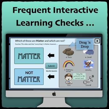 Matter Interactive HTML5