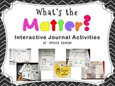 Matter (Interactive Journal Activities)