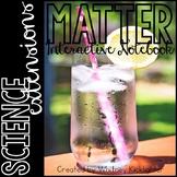 Matter Interactive Notebook (S2P1a, S2P1b, S2P1c)
