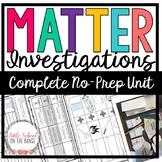 Matter No-Prep Unit