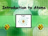 Atoms: Introduction to Atoms PowerPoint Presentation