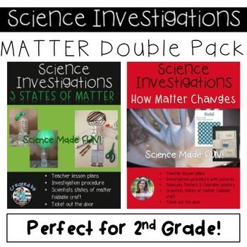 Matter Investigations Bundled Double Pack