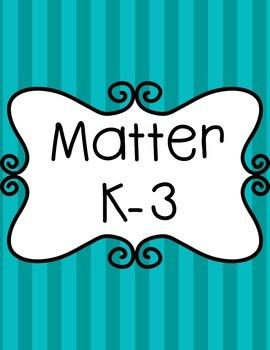 Matter K-3