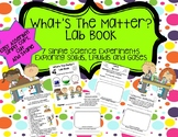 Matter Experiment Book-Solids, Liquids and Gases-Physical