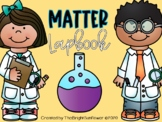 Matter Lap Book in Spanish
