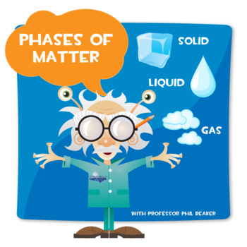 Matter Lesson Plan and Activities