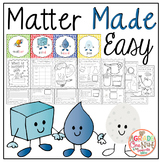 Matter Made Easy {Matter Science Unit)