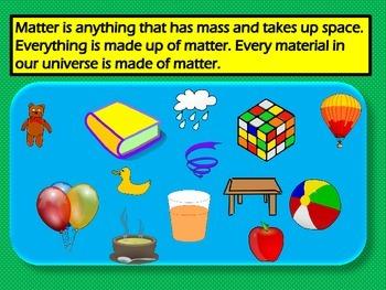 Matter, Matter Everywhere PowerPoint