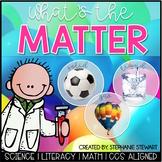 States of Matter Unit (Solids, Liquids, Gas)