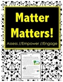 Matter Matters - GAS - Science // States of Matter // Read