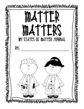 Matter Matters Journal