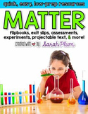 Matter Matters - Quick, Easy, Low-Prep Resources for Teach
