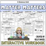 Matter Matters Complete Unit Workbook